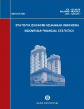 Statistik Ekonomi Keuangan Indonesia : Indonesian Financial Statistics Vol.XIX No.6