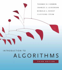 Image of Introduction to Algorithms Third Edition